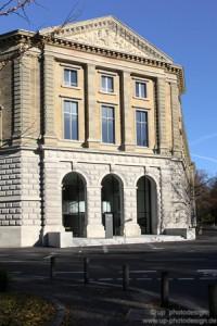 Amtsgericht und Landgericht Würzburg alter Eingang