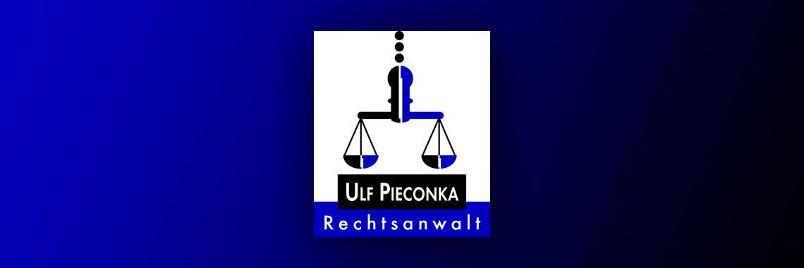 Logo Rechtsanwalt Ulf Pieconka in Würzburg  - Banner